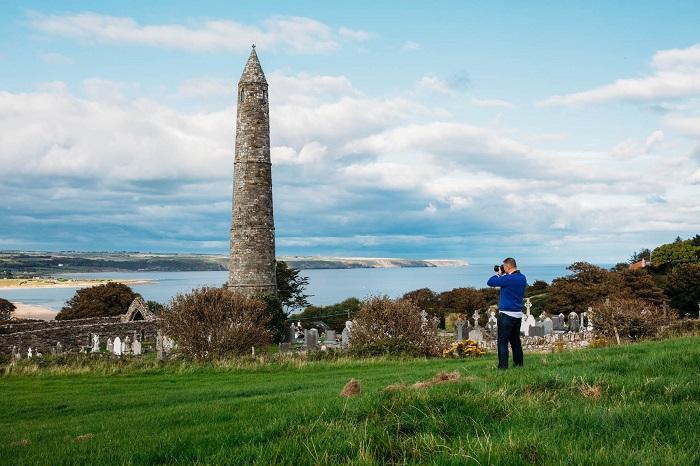 St Declan's Way, mindful walking