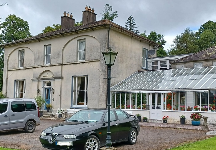 Ballyrafter House Hotel, Lismore, Co Waterford