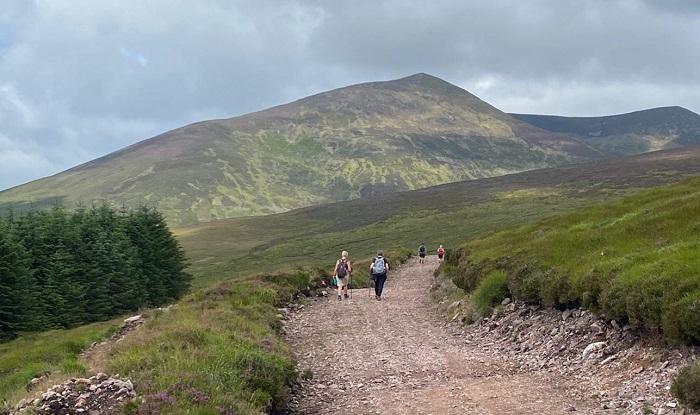 St Declan's Way, Knockmealdown Mountains