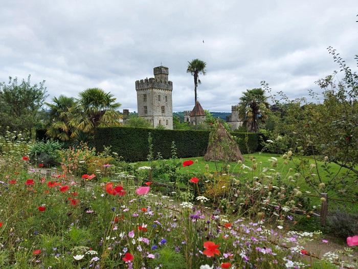 Lismore Castle garden walk