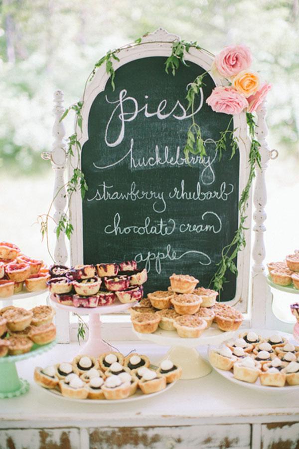 Wedding Pie desserts
