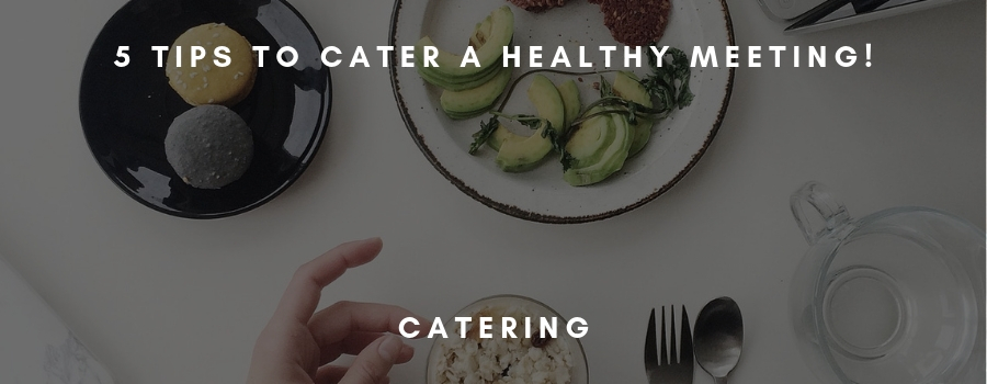 OFFICE CATERING IDEAS