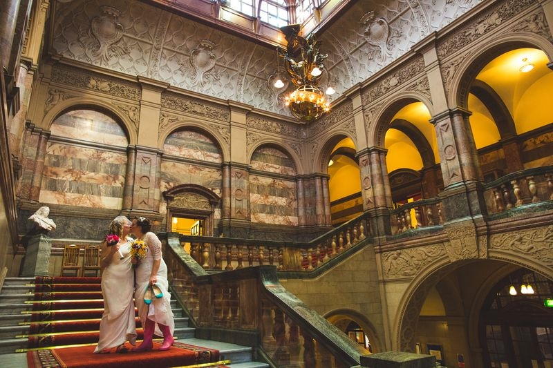 Sheffield Wedding Guide | Town Hall