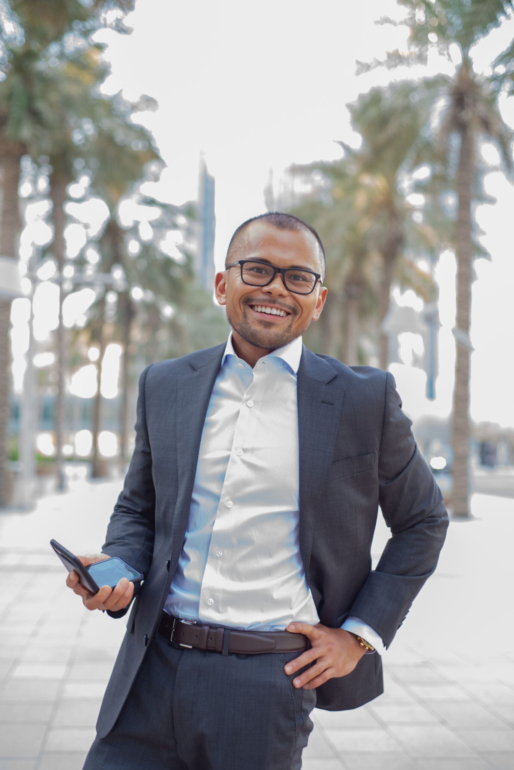 Richie Santosdiaz is an economic development expert in the context of management consulting strategy and implementation