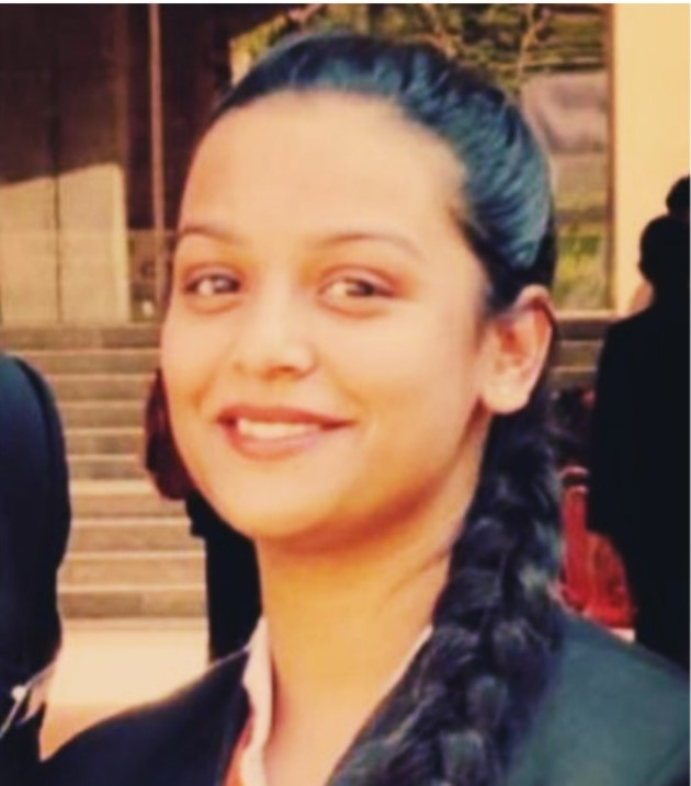Miss. Khushi <strong>Kashyap</strong>