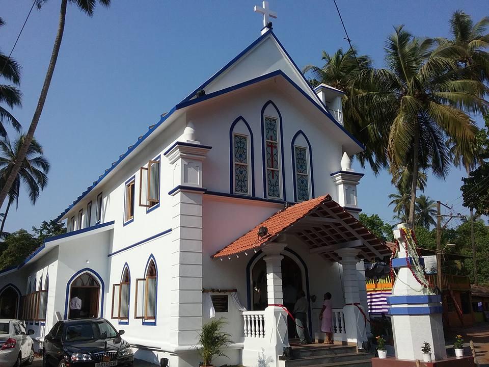 Chapora Chapel 1