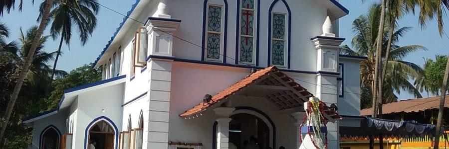 St. Lawrence Church, Agaçaim