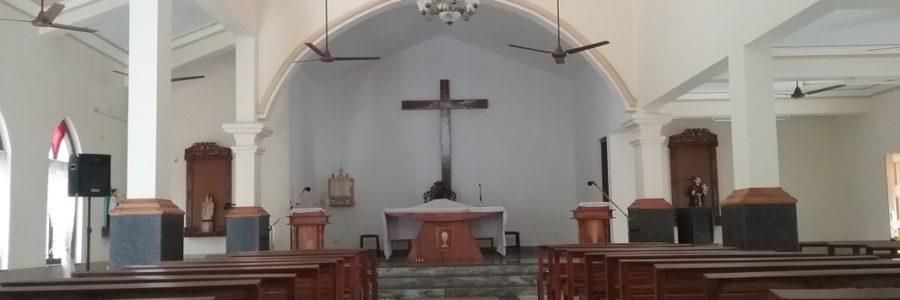 Chapora Chapel