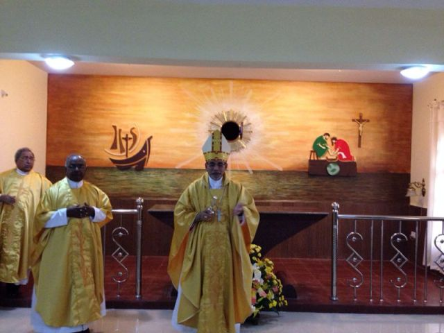 Mae de Deus Church, Saligao