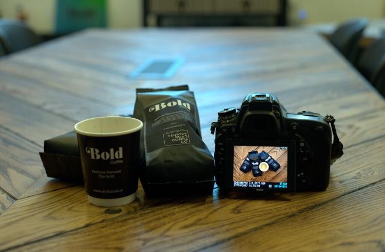 Bold Coffee