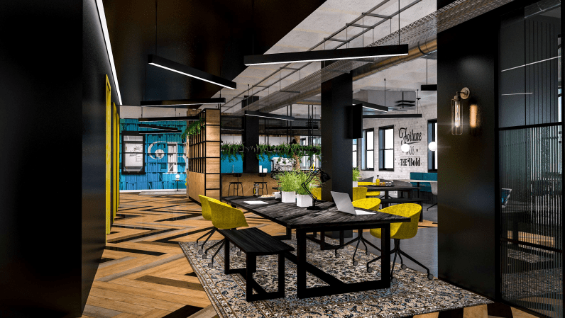 Bold for flexible working