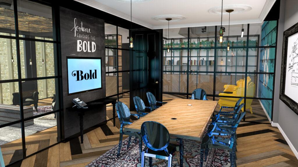 Bold Meeting Room Classic