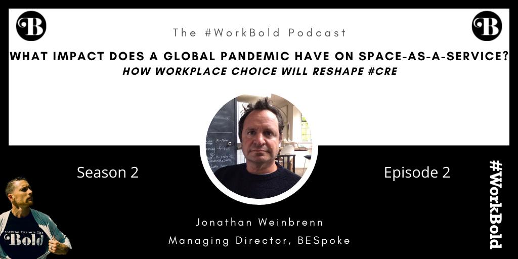 #WorkBold podcast 2.2