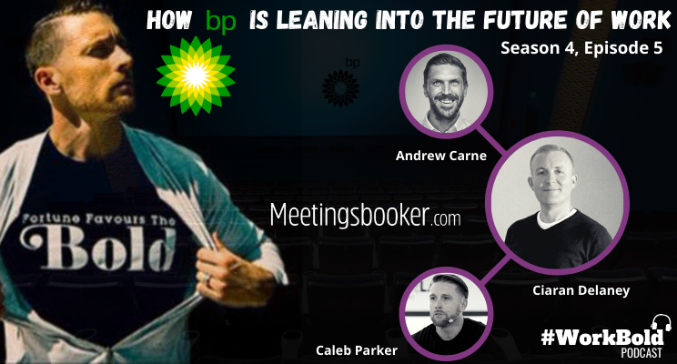 How bp is leaning into the future of work