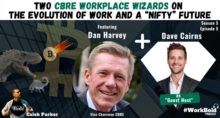 """Two CBRE Workplace Wizards on the Evolution of Work and a """"Nifty"""" Future"""
