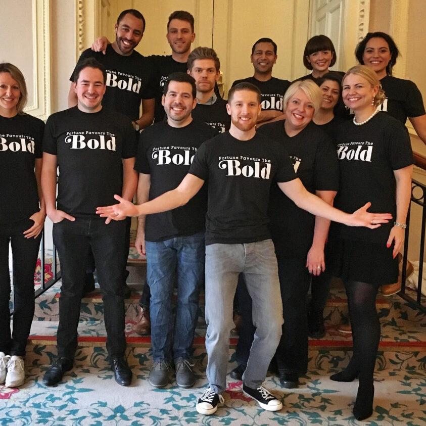 Bold Ambassadors