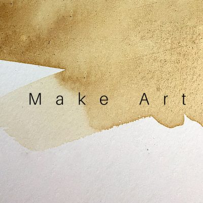 The Founder Files: 3. Make Art