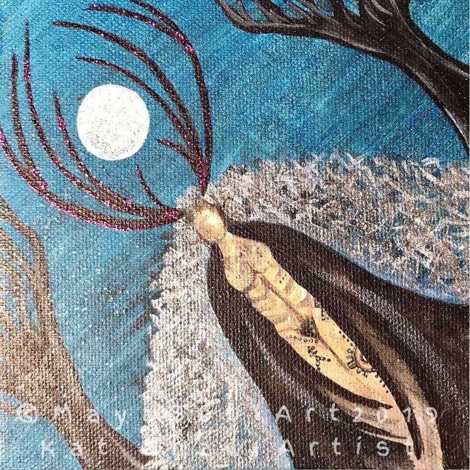 Elen the Grey – Samhain