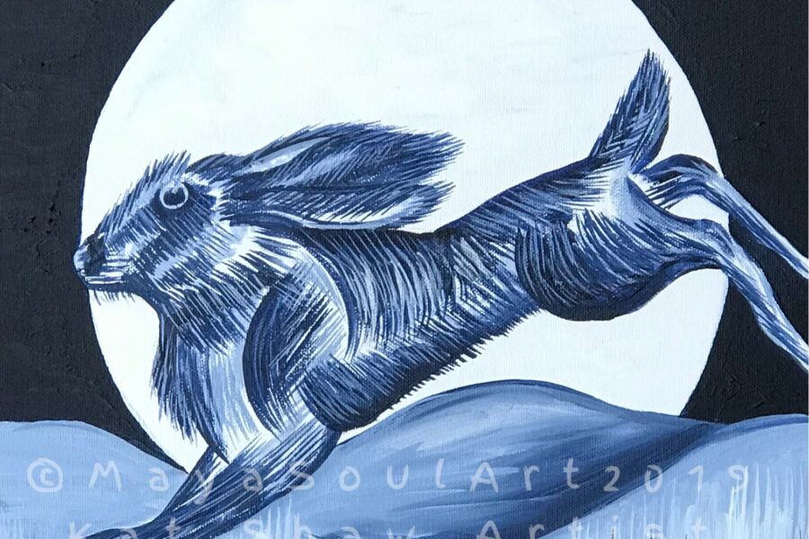 Hare Art