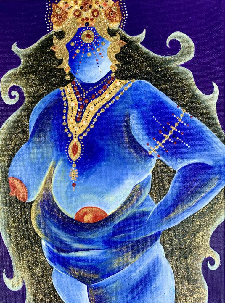 Kali of Creation