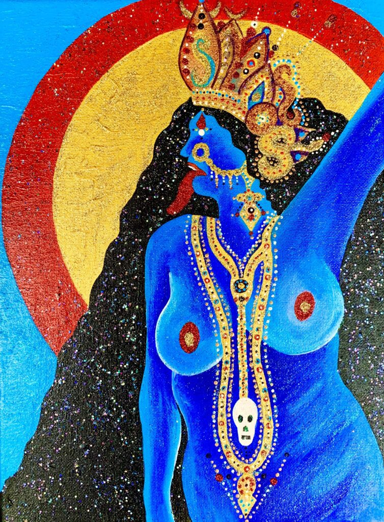 Kali of the True Vision