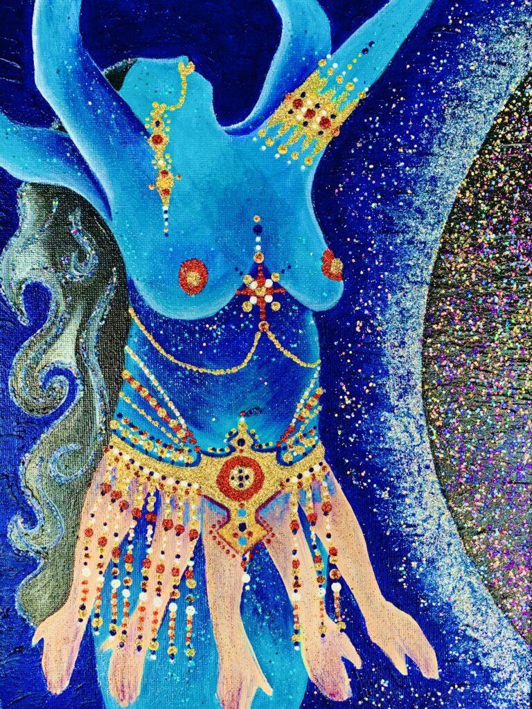 Kali the Brave