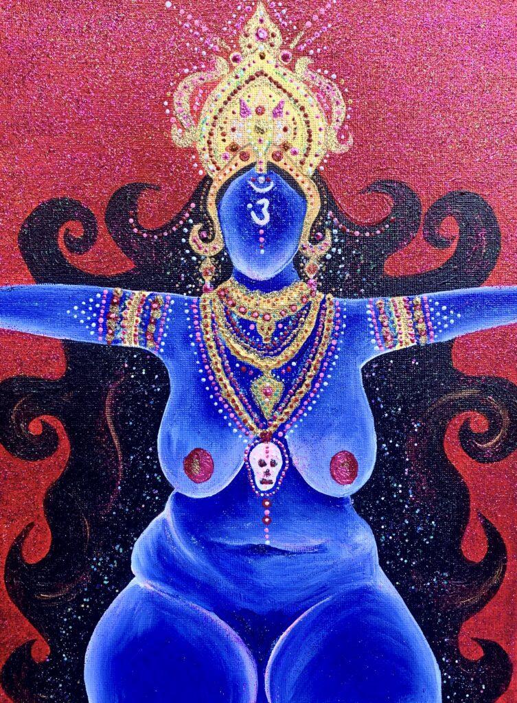 Kali the Seer