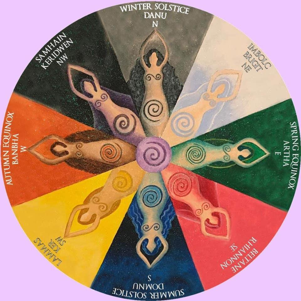 The original wheel of Avalon