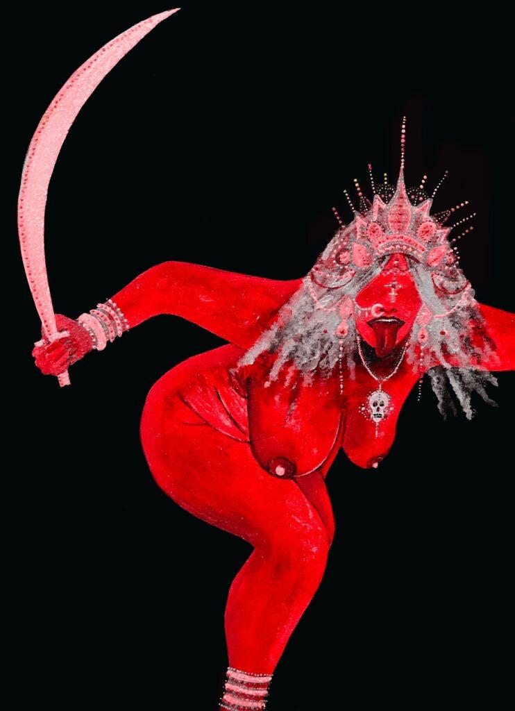 Red Kali