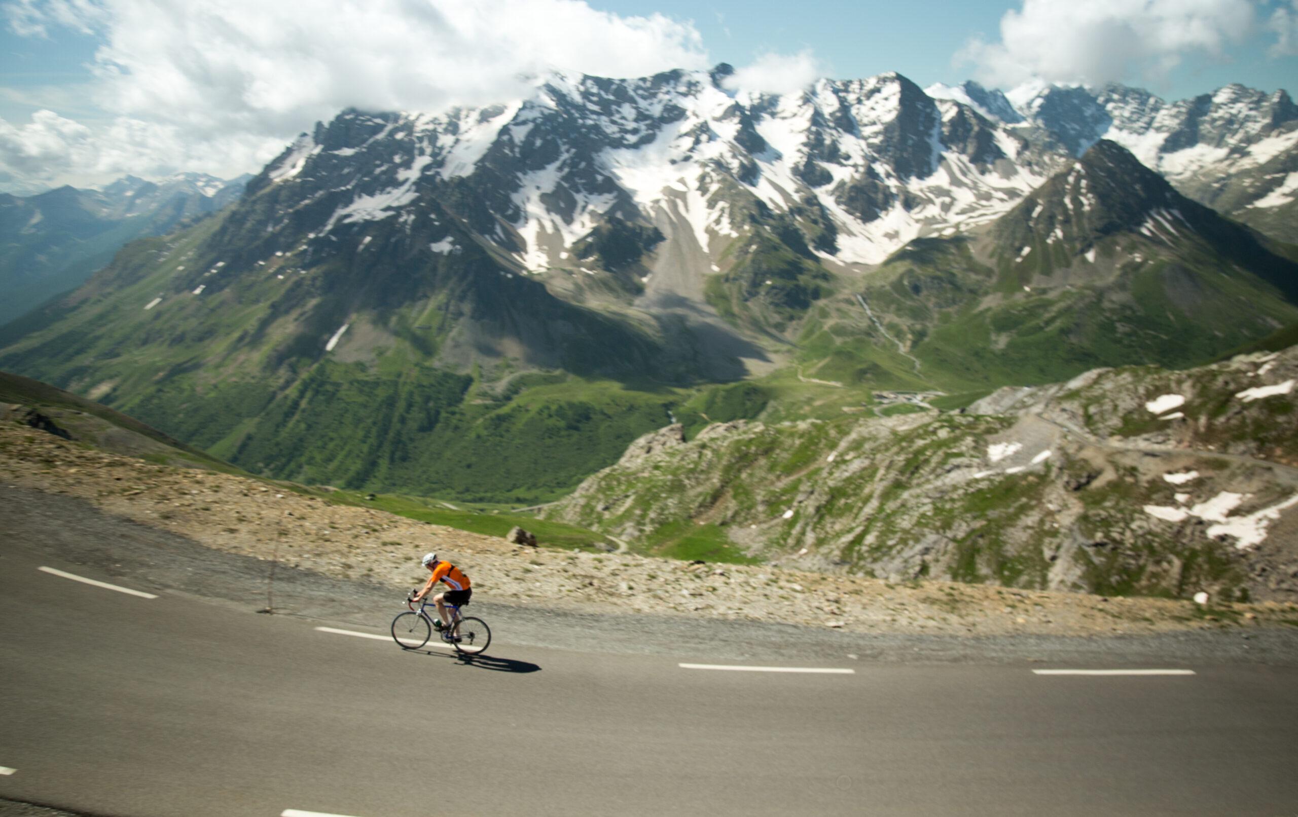 Geneva to Alpe d'Huez