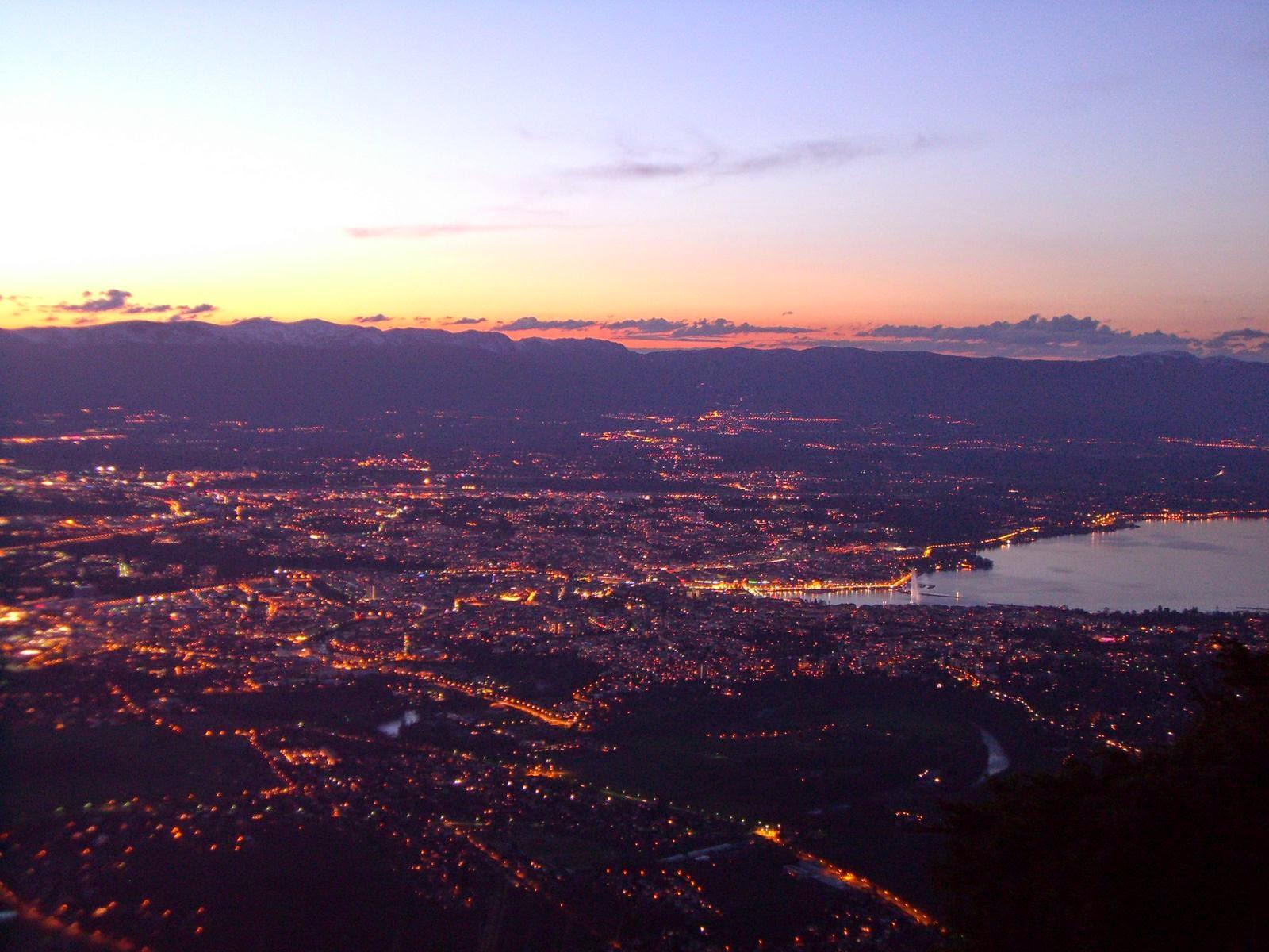 Short Escape from Geneva