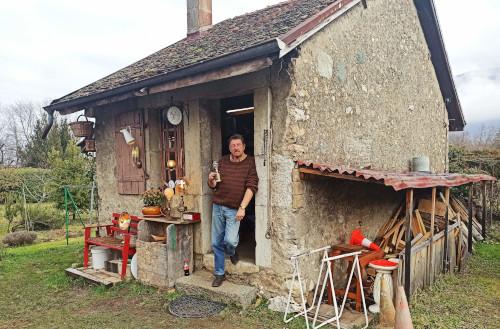 Renovation d'objets anciens à Landecy