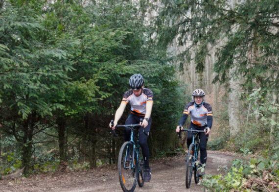 Gravel bike tours in the Greater Geneva area