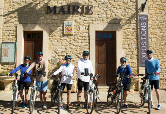 multi-day cycling tour in Provence