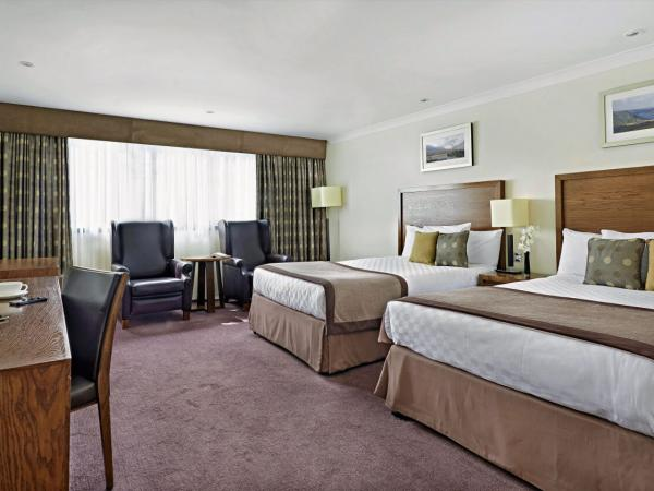 Altens Hotel upgraded twin