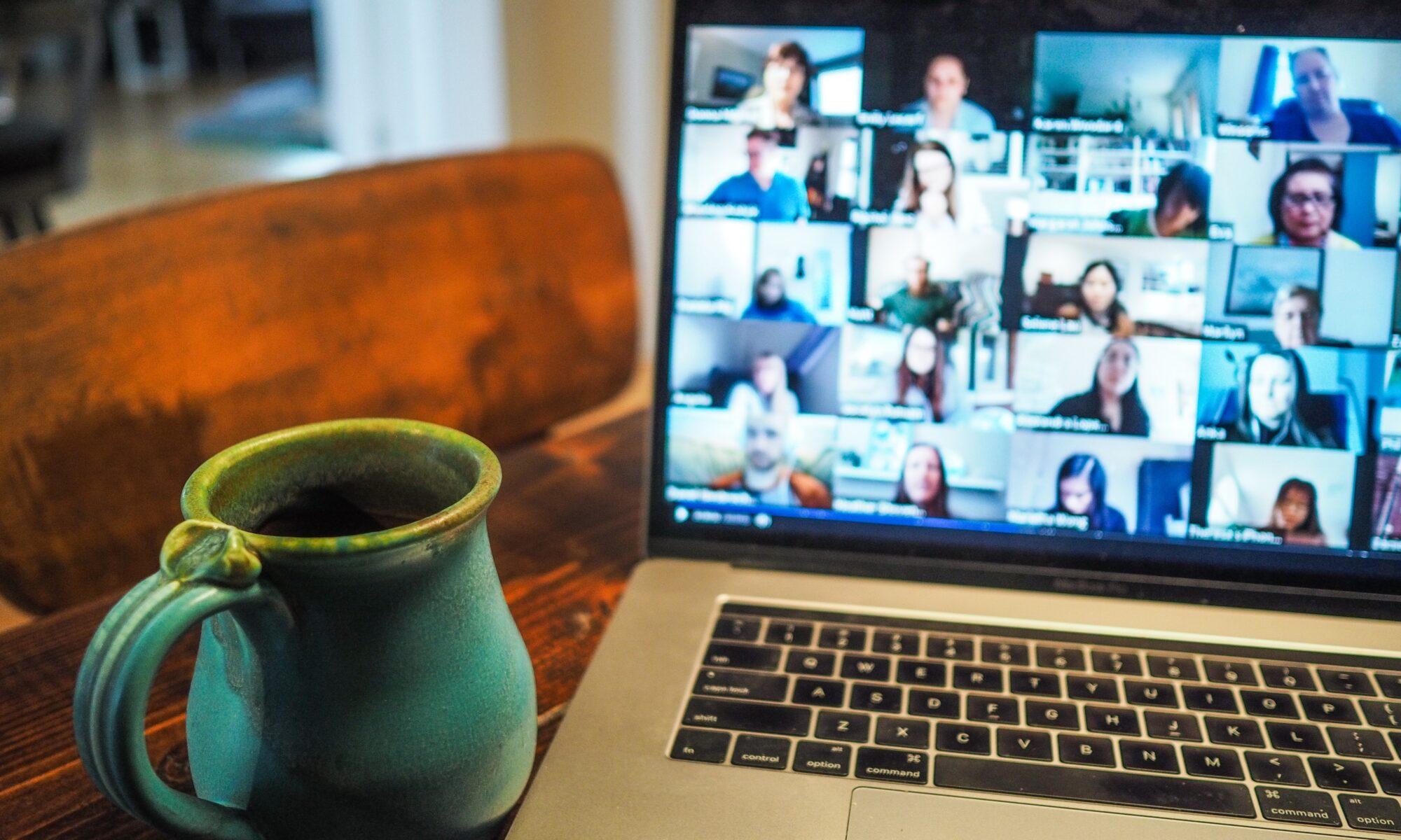 group online meeting