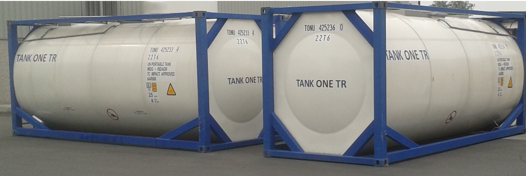 Tank-One T11 Iso Tank Container Lease