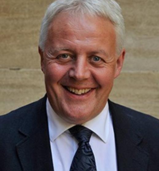 Duncan Wilson OBE