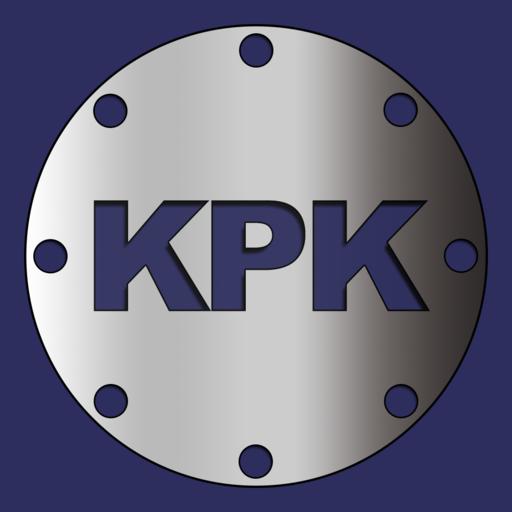 KPK Sheet Metal Logo