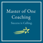 Masterof One Coaching Logo