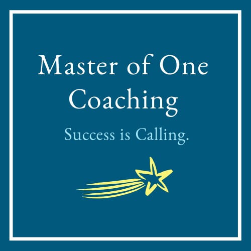 Master of One Coaching