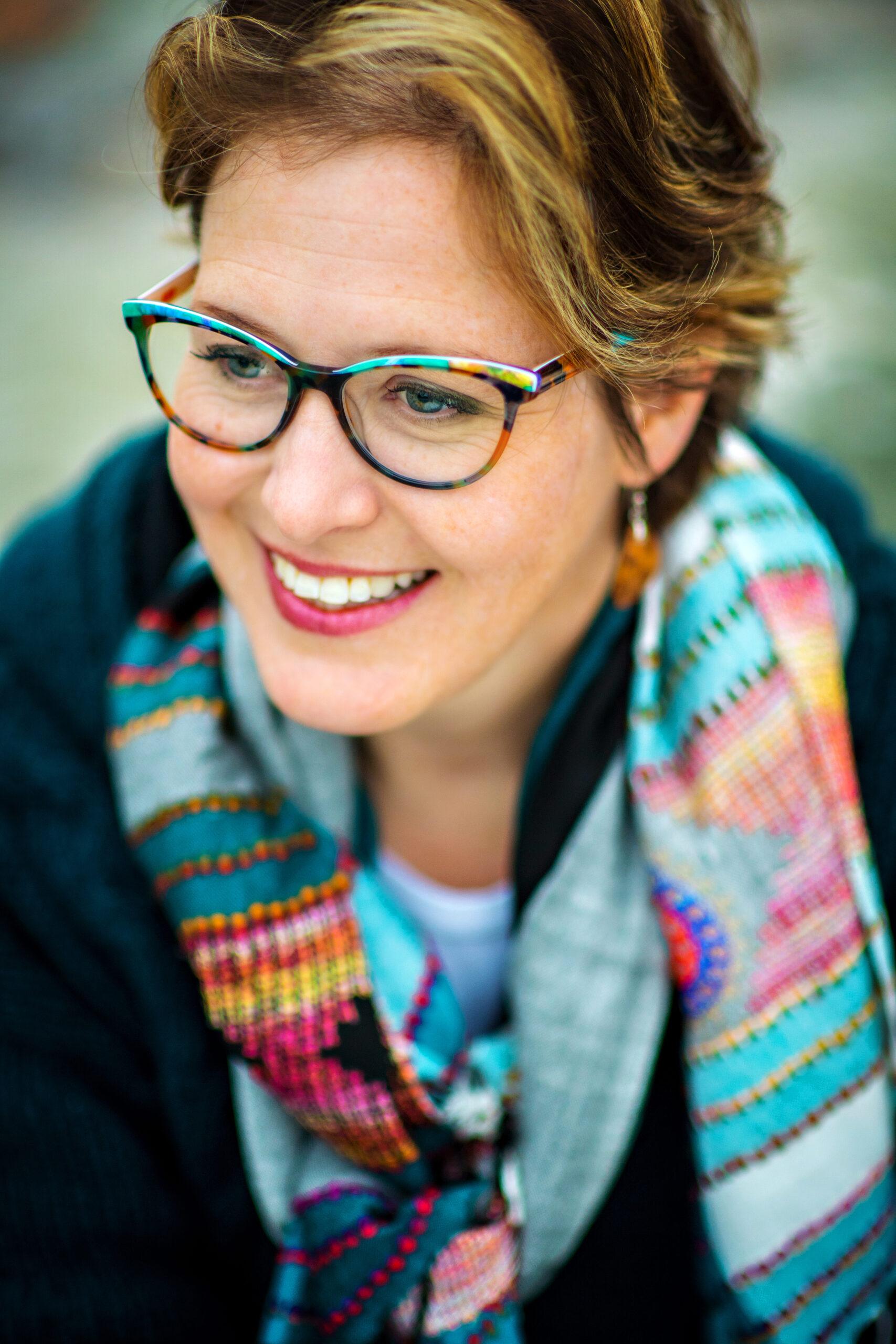 Merritt Headshot with Glasses