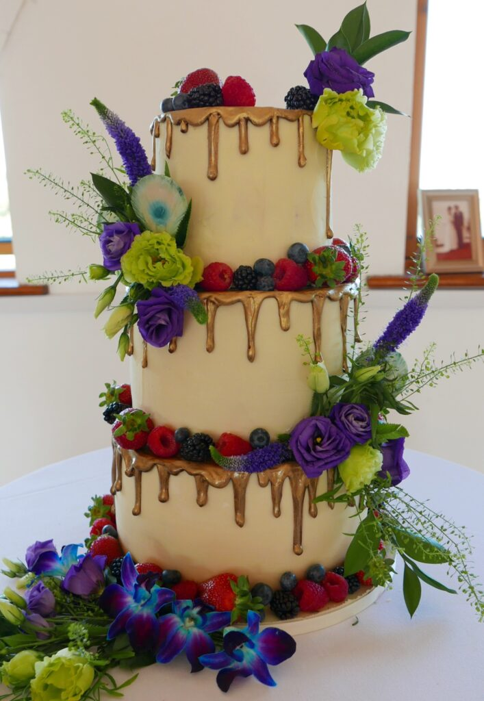 wedding drip cake - How Much?