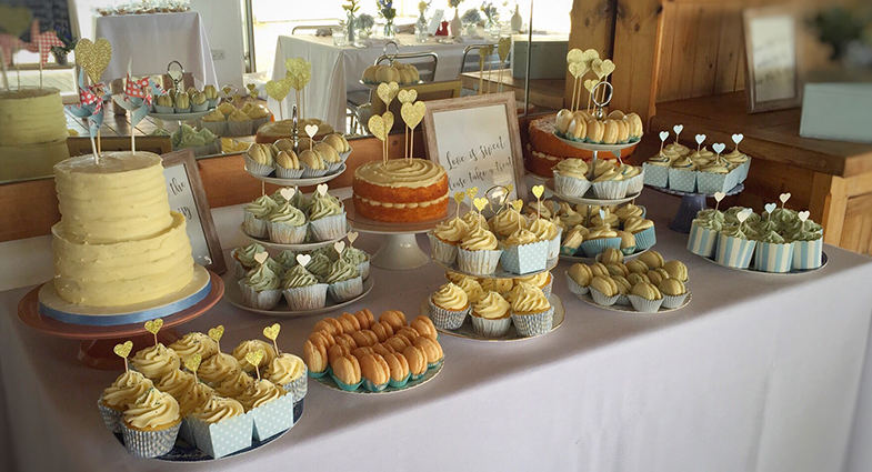 Wedding Cake Alternatives - Dessert Table