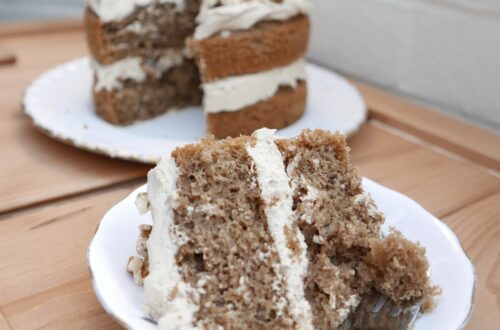 The Best Coffee and Walnut Cake Recipe