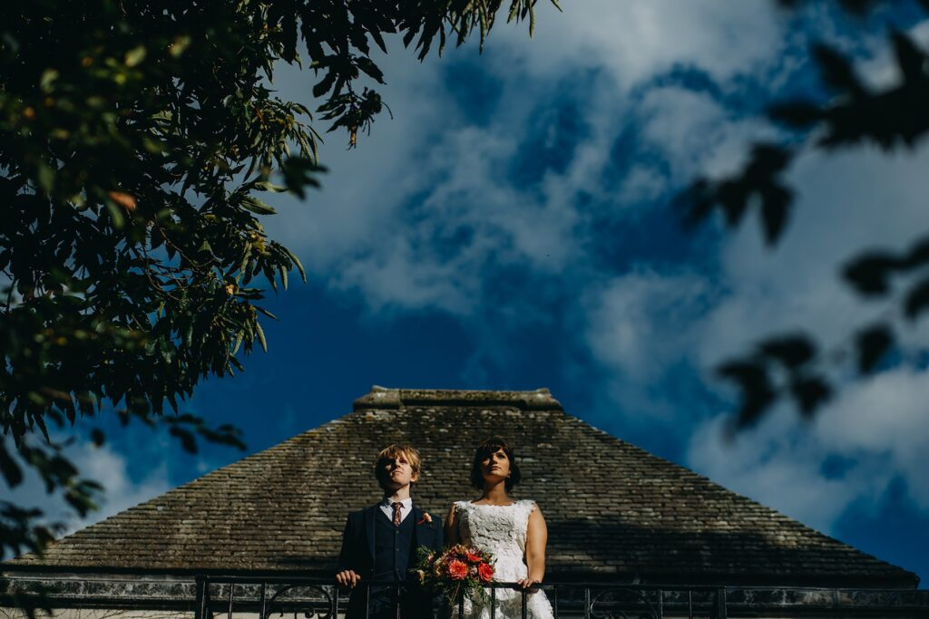 Elopement Wedding - photo by Fleming Photo