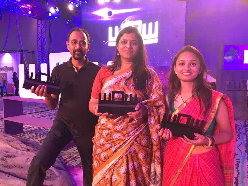 The 'How' of Our Win at WoW Awards