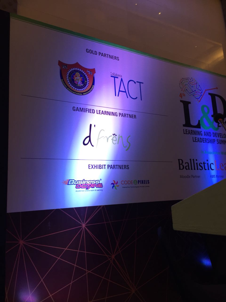 Day-1 at the Inventicon Learning and Development Event
