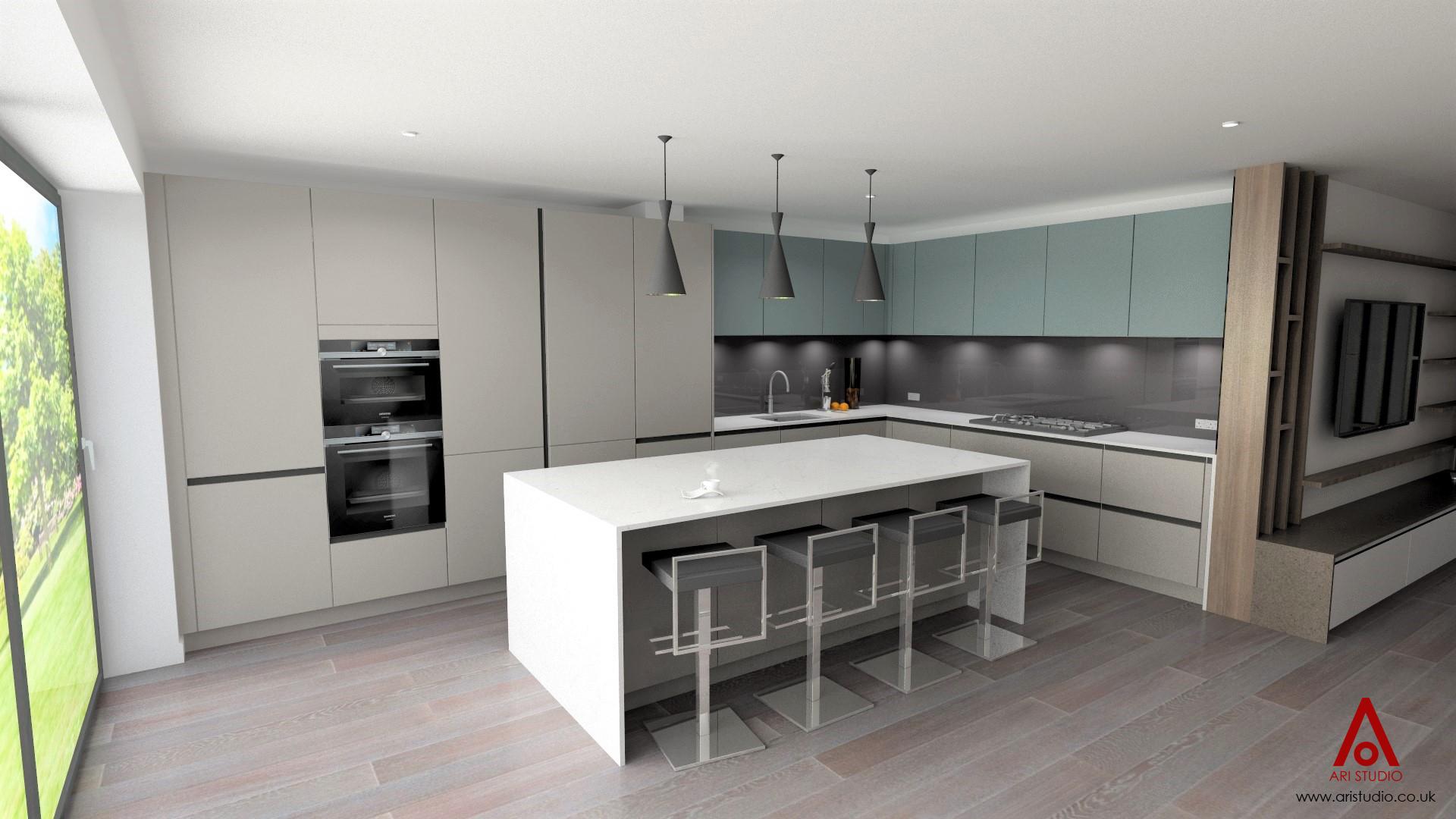 Ari Studio Pronorm Kitchens
