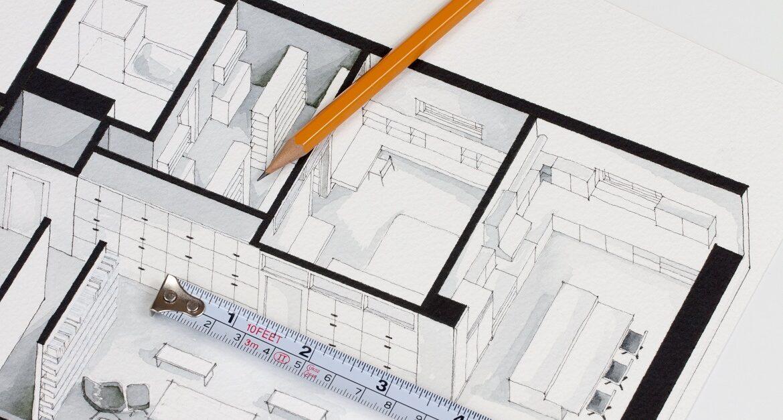 Ari Studio space planning